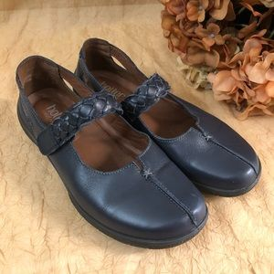 Hotter comfort concepts leather shake shoe…